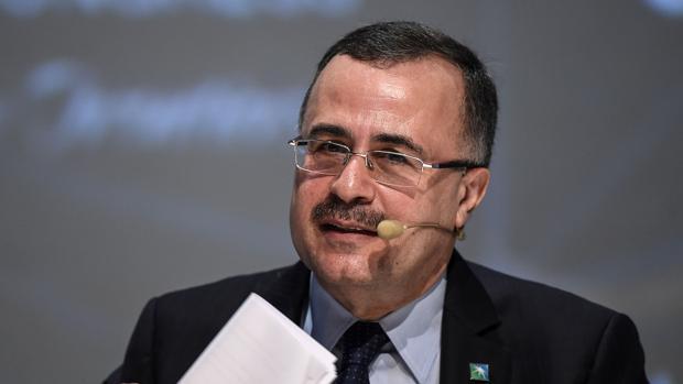 Amin Al-Nasser, presidente de Amraco