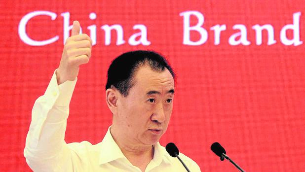Wang Jianlin, presidente de Wanda