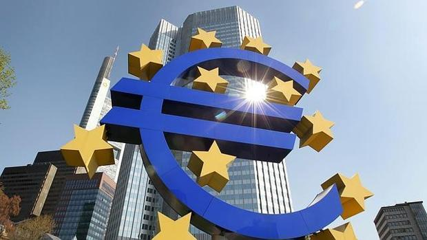 Sede del Banco Central Europeo (BCE) en Fráncfort