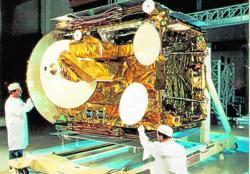 El Hispasat 1A, primer satélite de telecomunicaciones español