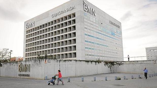 Sede de BMN en Granada