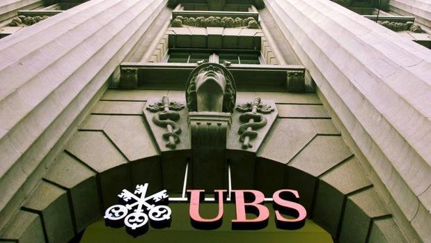 Sede central del banco UBS en Zúrich