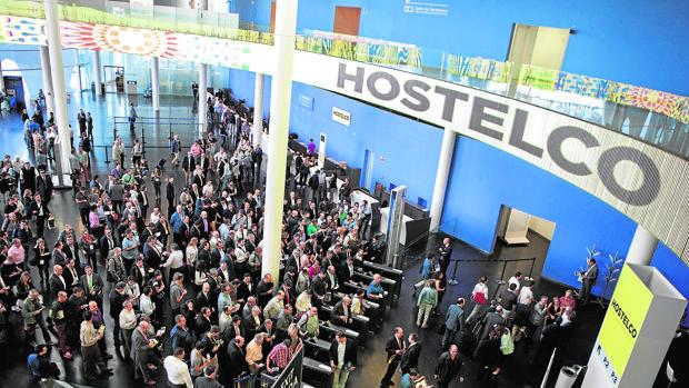 Además de foros de tendencias y debates, Hostelco facilita los negocios
