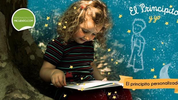 MiCuento personaliza los grandes «best sellers» infantiles