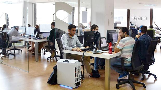 Oficinas de Sngular en Sevilla