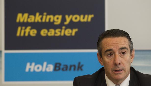 Juan Alcaraz, director general de CaixaBank