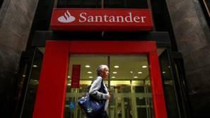 El Banco Santander gana 4.606 millones de euros hasta septiembre, el 22,5% menos