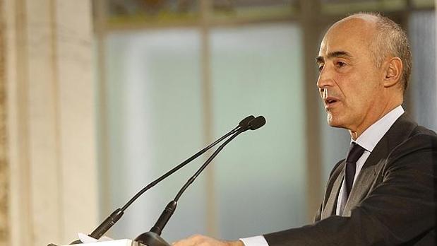 El presidente de Ferrovial, Rafael del Pino