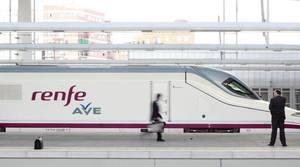 Renfe batió ayer su récord diario de pasajeros e ingresos en AVE y larga distancia
