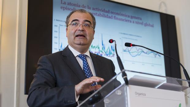 El presidente de la entidad también ha abordado cómo la entidad se está adaptando a la Banca Digital