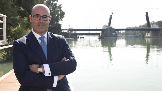 Luis Lázaro, nuevo presidente de la ZAL de Sevilla