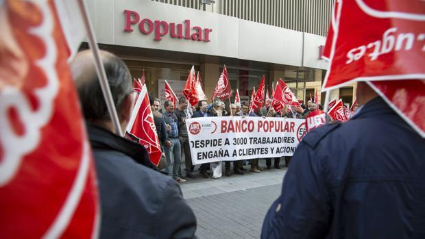 Los sindicatos llegaron a amenazar con una convocatoria de huelga
