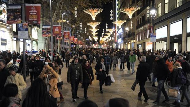 Diciembre es el mes del año con mayor número de domingos y festivos comerciales