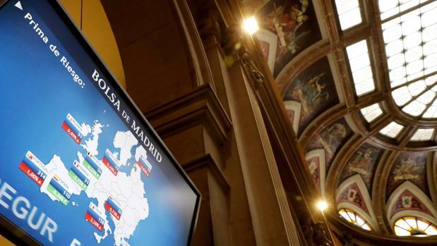 La Bolsa española perdía un 0,52 % minutos después de la apertura
