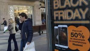Los grandes comercios preparan los mayores descuentos de la historia del Black Friday en España