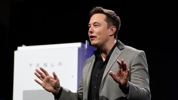 Elon Musk, CEO de Tesla y expropietario de PayPal