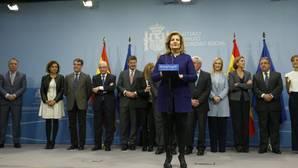 Báñez promete «diálogo y consenso» en su nueva etapa al frente de Empleo