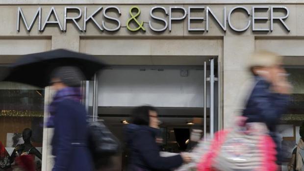 Tienda de Marks & Spencer en París