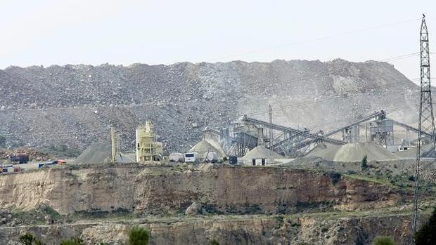 La mina de Aznalcóllar