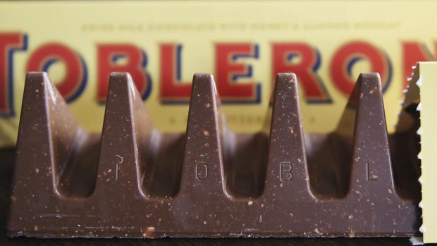 Toblerone tiene más de cien años de existencia