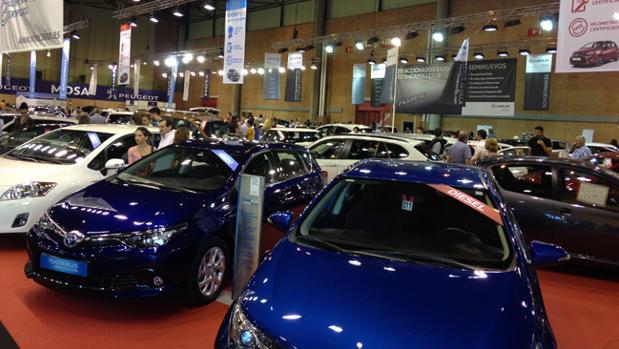 Récord de público y ventas en el 6º Salón del Motor de Ocasión de Sevilla