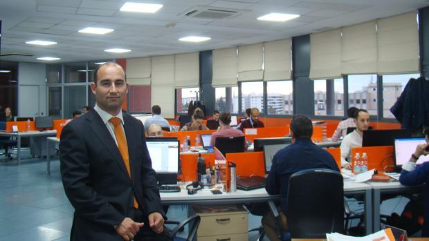 Enrique Pareja de la Cueva, consejero delegado de VS Sistemas