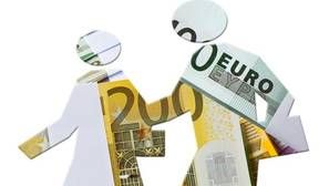 Las mujeres ganaron de media 479 euros menos que los hombres en 2015