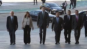 El Rey a los directivos andaluces: «Una empresa ética es también más competitiva»