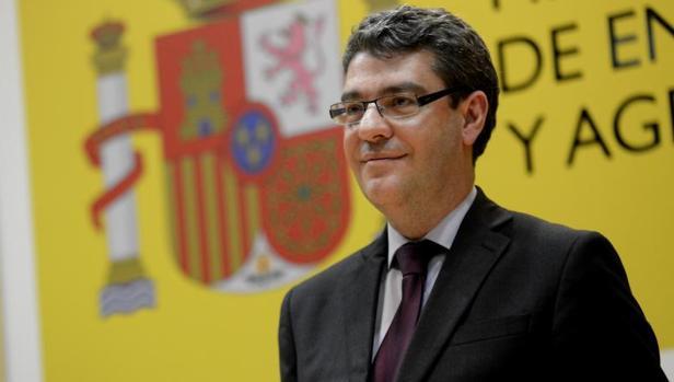 Álvaro Nadal tras su toma de posesión