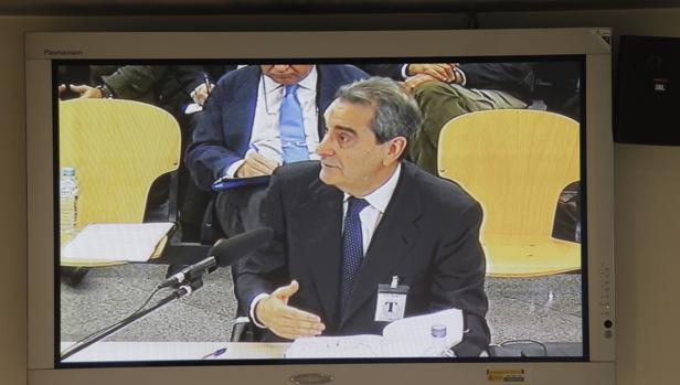 El expresidente de Caja Madrid Jaime Terceiro