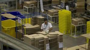 Amazon pone en marcha el «Black Friday» en España con descuentos de hasta el 40%
