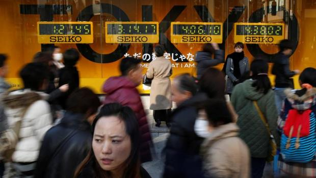 El crecimiento de Japón ha superado las predicciones de la mayoría de los analistas