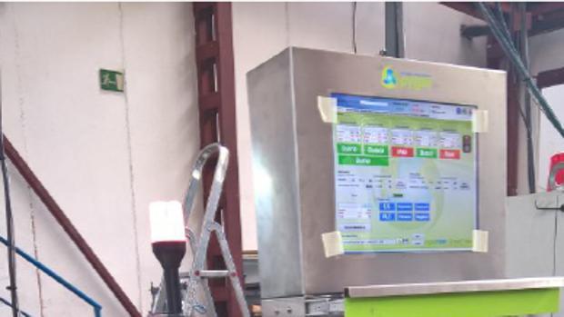 Tecnología para optimizar el riego gota a gota