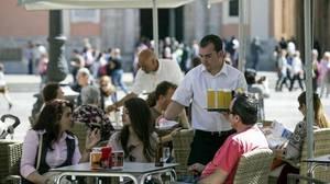 España es el segundo país europeo con mayor preponderancia de trabajo temporal y a tiempo parcial