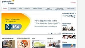 Colombia interviene la filial de Gas Natural Fenosa