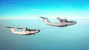 El Ejército del Aire recibirá el primer A400M español en los «próximos días»