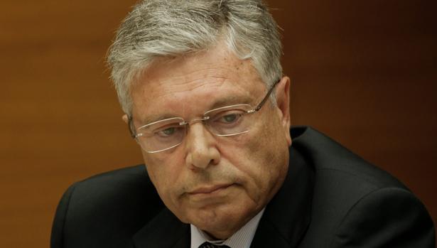 Modesto Crespo, expresidente de CAM