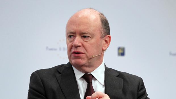 John Cryan, CEO de Deutsche Bank