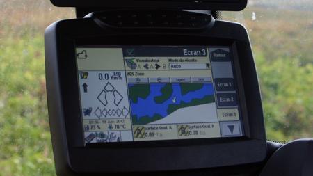 Software de agricultura de precisión