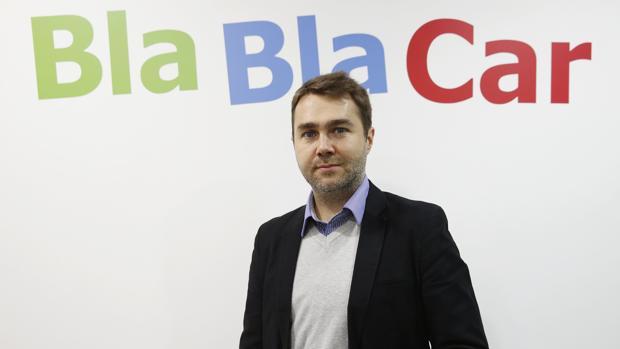 Frederic Mazzella, fundador de Blablacar