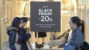 El «Black Friday» a pie de pequeño comercio