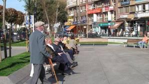 El gasto en pensiones asciende a 8.599 millones de euros en noviembre, un 3,09% más