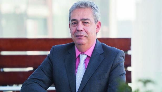 José Antonio Martín-Borregón, director de gestión en España de CBRE Global Investors