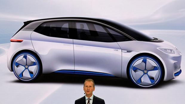 Herbert Hiess, director de marca de VW