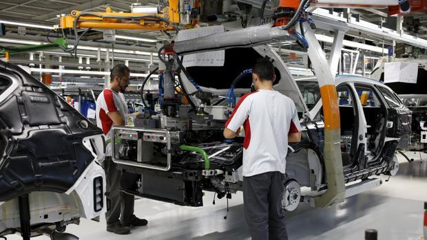 Factoría de SEAT en Martorell (Barcelona)