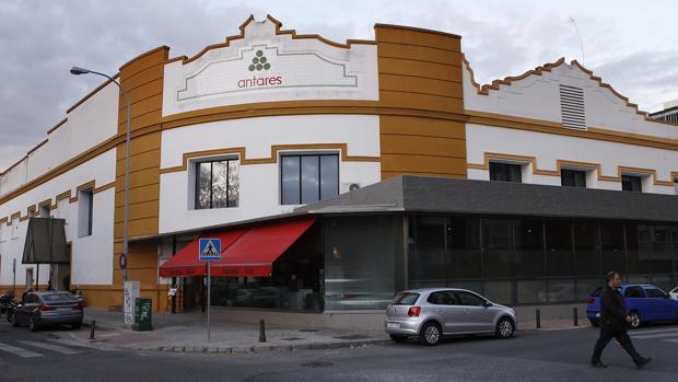 La sede del club Antares se convertirá en un hotel