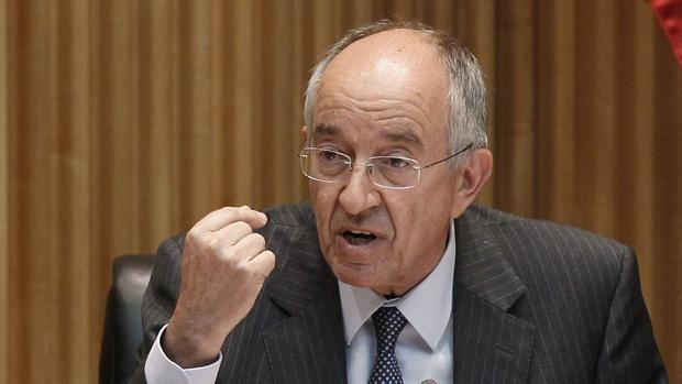 El ex gobernador del Banco de España Miguel Ángel Fernández Ordoñez