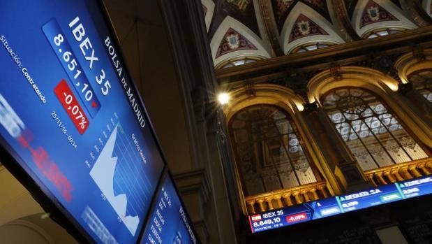 La política influye en la Bolsa tanto como la evolución de las empresas cotizadas