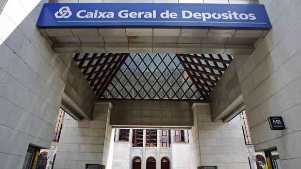 Imagen de la sede de Caixa Geral en Lisboa