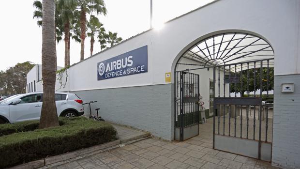 Instalaciones de Airbus en Tablada (Sevilla)